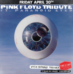 Pink Floyd Tribute FT. Paranoid Eyes @ The Tap Maadi