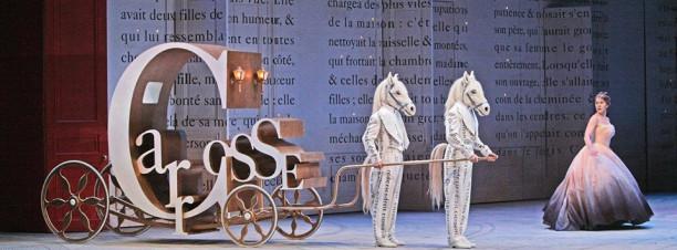 Massenet's Cendrillon @ Cairo Opera House