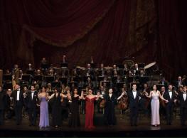 Concert de l'Académie de l'Opéra de Paris in Cairo Opera House