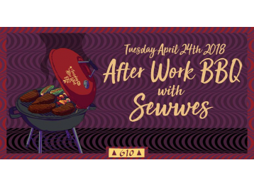 Tuesday After Work BBQ FT. Sewwes @ Cairo Jazz Club 610