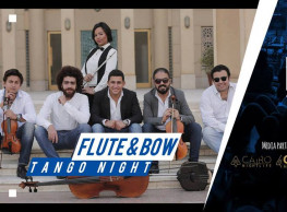 Tango Night: Flute & Bow @ Room Art Space
