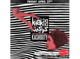 Krakeeb FT. Kashouty @ The Tap East