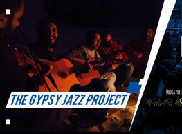 The Gypsy Jazz Project @ Room Art Space