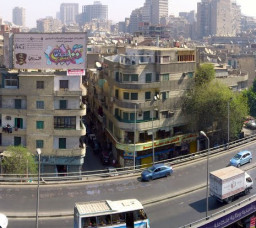 Giza's Central Traffic Department Advises Cairenes to Drive With Caution Along El-Dokki Bridge