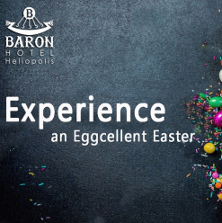 Easter Chocolates at Baron Pastry Shop