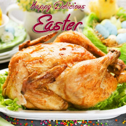 Easter Breakfast & Lunch Buffet at Baron Heliopolis Cairo Hotel