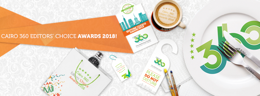 The Cairo 360 Editors' Choice Awards 2018!