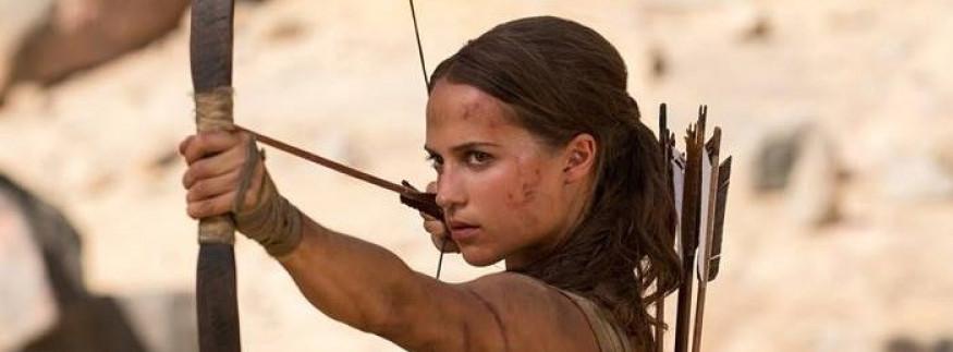 فيلم Tomb Raider: أجمد مغامرة لـ لارا كروفت؟