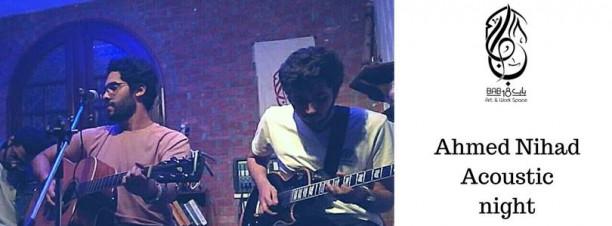 Ahmed Nihad at Bab 18