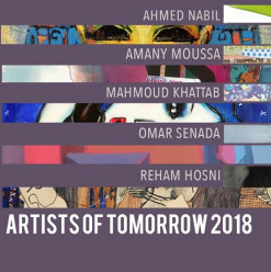 'Artists of Tomorrow 2018' Exhibition at The Arts-Mart Gallery