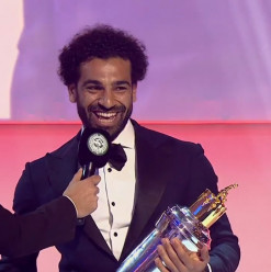 It's Official, Salah Is the PFA Player's Player of the Year!