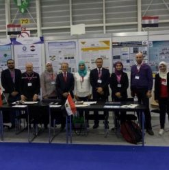 Egypt Shines in the International Exhibition of Inventions Geneva