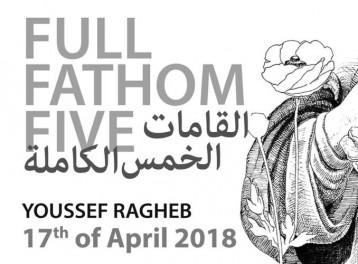 'Full Fathom Five' Exhibition at SOMA Art