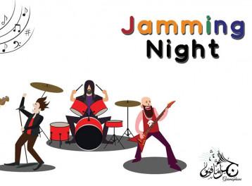 Jam Night at Gramophone