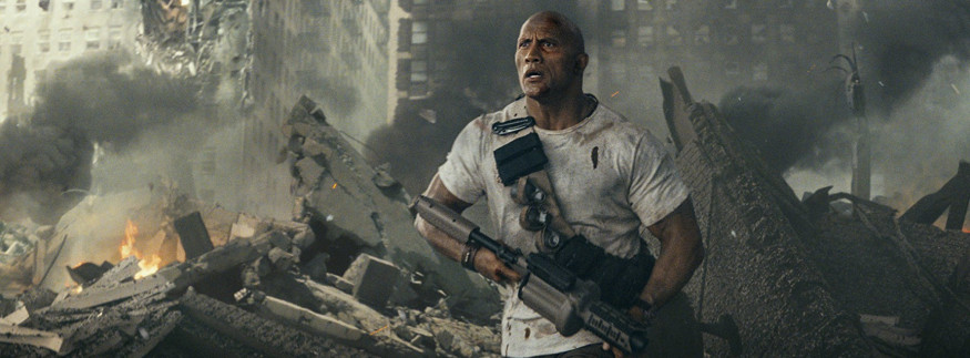 Rampage: Sheer Ridiculousness?