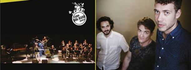 Cairo Big Band & Malnoia at El Sawy Culture Wheel