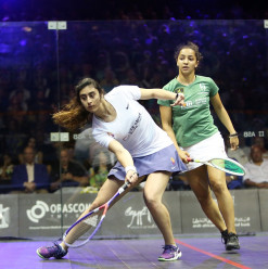 AAIB's El Gouna Squash International Open Proves Egyptian Dominance