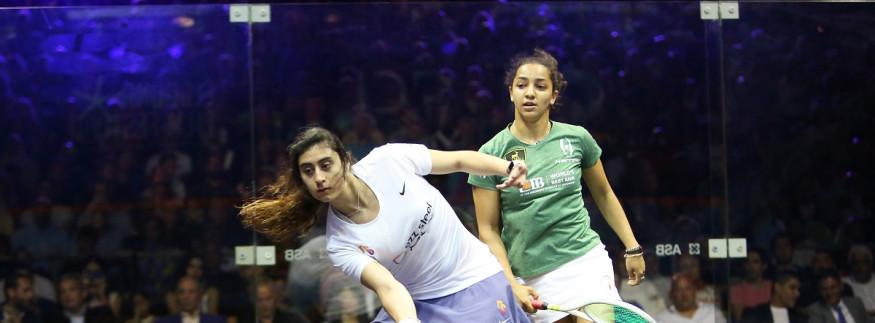 AAIB's El Gouna Squash International Open Proves Egyptian Dominance