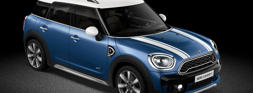 Here Is Why the MINI Countryman Is Ideal for Cairo!