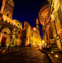 El-Muizz Street is The Perfect Place To Spend Your Ramadan Evenings
