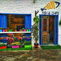 Fish & Chips – Asmak El-Shami