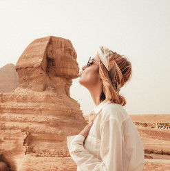 WATCH: Content Shared by Travel Blogger Nataly Osmann Shows the Sheer Beauty of Egypt