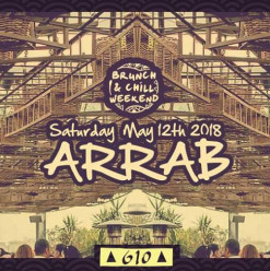 Saturday Brunch n Chill ft. Arrab @ Cairo Jazz Club 610