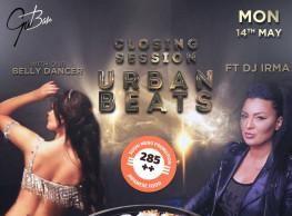 Urban Beats ft. DJ Irma @ Gŭ Bar