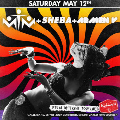 MTM / Sheba / Armen V (Closing Party) @ The Tap West