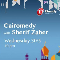 Ramadan Nights: Cairomedy at the Golden Theatre