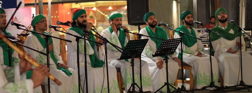 Ramadan Is All Fun and Games at the Courtyard Maadi
