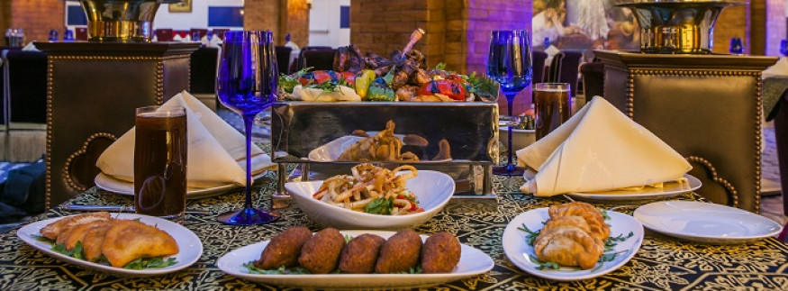 Ramadan Just Got a Whole Lot Better Thanks to Royal Maxim Palace Kempinski