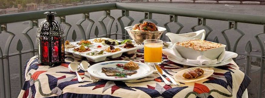 Whether You're Eating Out or Staying In, Four Seasons Hotel Cairo at Nile Plaza Has You covered this Ramadan!