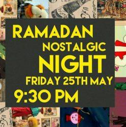 Ramadan Nostalgic Night at Yellow Umbrella