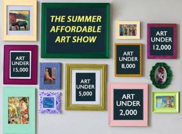 'Summer Affordable Art Show - 2018' Exhibition at ArtsMart