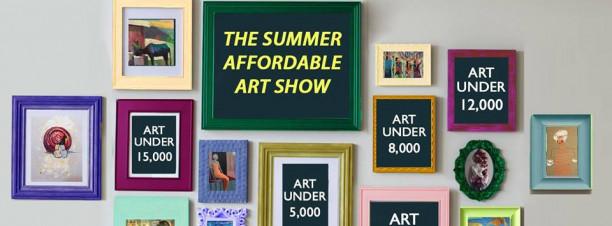 'Summer Affordable Art Show – 2018' Exhibition at ArtsMart