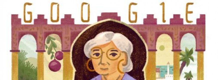 Google Celebrates Radwa Ashour and Egyptians Must Do the Same!