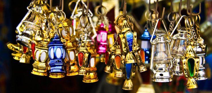 بالصور والأسعار: لو عاوز تشتري فانوس من منطقة السيدة زينب