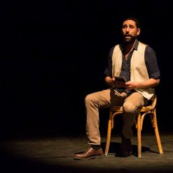 Les Nuit du Ramadan: 'Conteurs' storytelling performance at the French Institute in Cairo