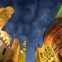 El-Muizz Street Lights Up With a Series of Special Events This Ramadan