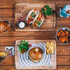 The Tap West: Lunch Experience You Don't Want to Miss