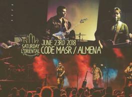 Code Masr / Almena @CJC
