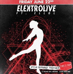 Elektrolive @The Tap Maadi