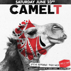 CamelT @The Tap East