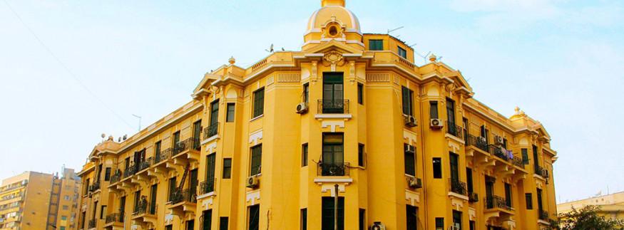 اتحاد شاغلين لحماية عقارات القاهرة التراثية من الانهيار