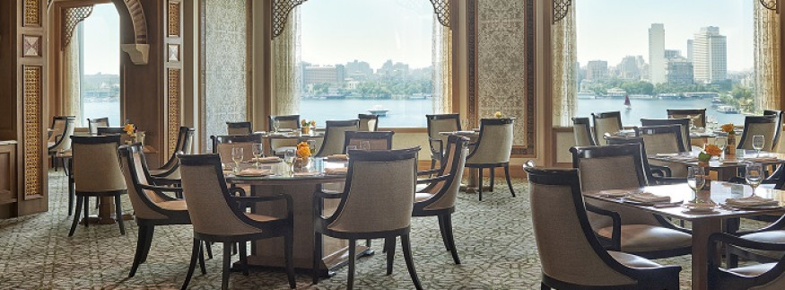 Zitouni: Delicious Iftar at the Four Seasons Nile Plaza