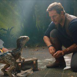 فيلم Jurassic World: Fallen Kingdom : ديناصورات الجزيرة في خطر