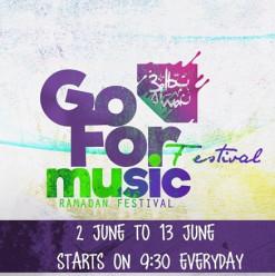 Go for Music Festival at 3elbt Alwan