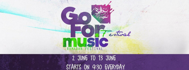 Go for Music Festival at 3elbt Alwan