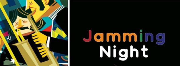 Jamming Night at Gramophone